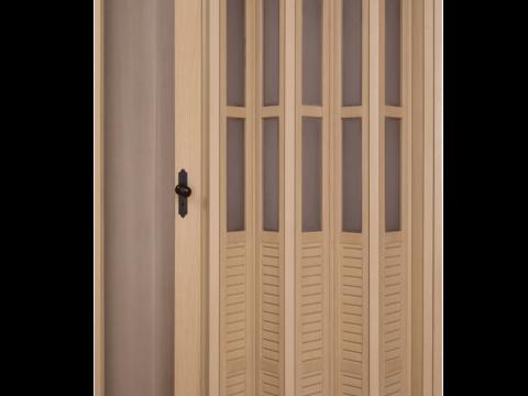 أبواب الأكورديون